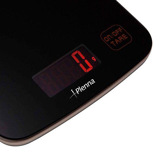 Balança Digital Black para Cozinha BEL-00079 - Plenna - Submarino.com