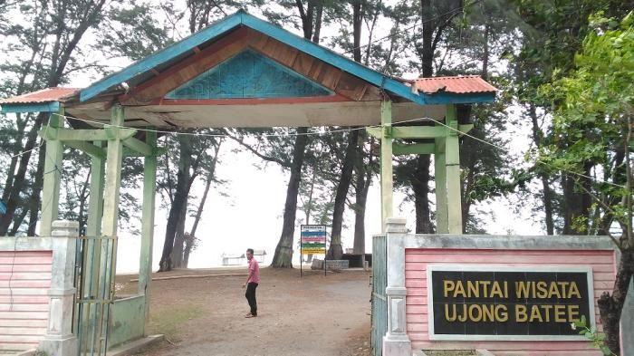 Pantai Ujong Batee - Jangan Khawatir Bakal Mati Gaya, Wisata Air Ini Punya Garis…
