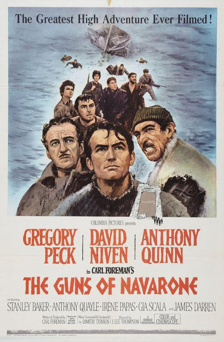 Die Kanonen von Navarone (1961)