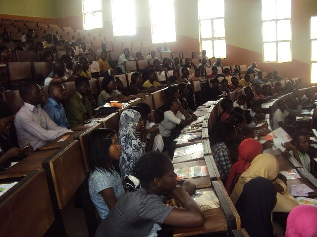 """""""It was Awesome"""": The YPARD On the-ground Awareness at Kogi State University, Nigeria 