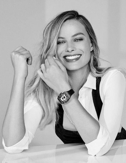 "agentmitchrapp: ""Margot Robbie Photographed by Richard Mille """