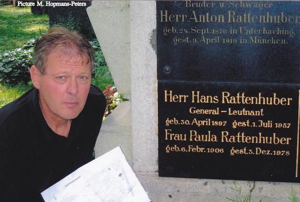 Hans Rattenhuber Anton Herrin Unterhaching
