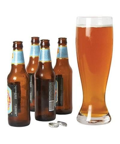 Exactly how much do you like #beer? #seriousaboutbeer #summer #Gift #Ideas #Canada http://giftideascanada.com/giant-beer-glass/