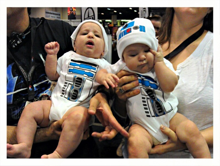 Double droid trouble