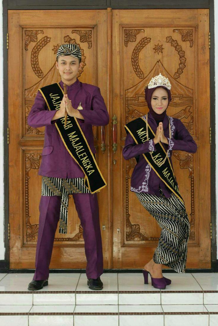 Mojang Jajaka Kabupaten Majalengka Tahun 2016 Reihan and Ainun