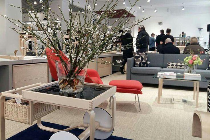 New Artek store opened in Helsinki