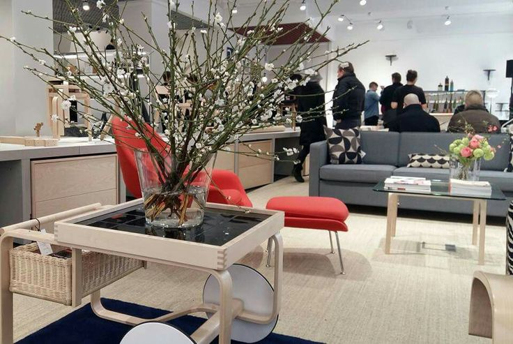 New Artek store opened in Helsinki