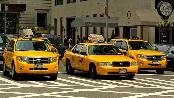 A New York, des taxis sont équipés de distributeurs automatiques #IdeesLocales