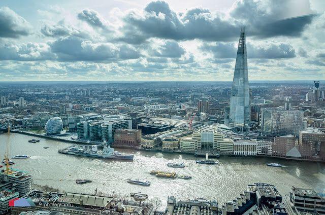 Stefanodav's Shot-Blog: From the terrace... #london