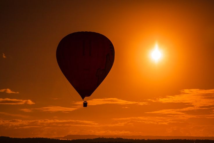 Take a flight on a hot air balloon... An amazing life experience that was always…