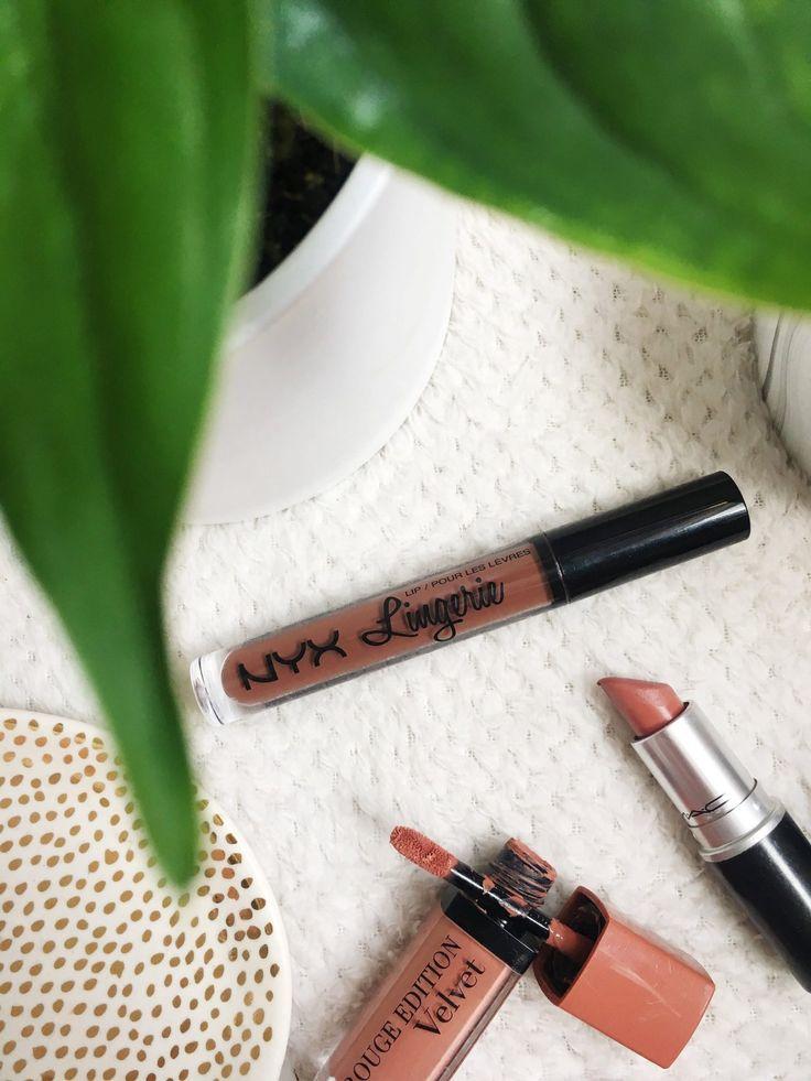 Best Brown Lipsticks   NYX Beauty Mark  www.sammyetc.com