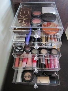 1000+ images about Makeup storage on Pinterest | Make up storage ...