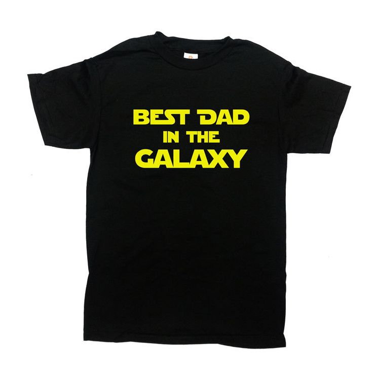 Funny Dad Shirt Best Dad In The Galaxy T-Shirt Fathers Day Shirt Gift For Dad Birthday Christmas Funny Cool Humor Mens Tee - SA200 by CherryTees on Etsy https://www.etsy.com/listing/234624519/funny-dad-shirt-best-dad-in-the-galaxy-t