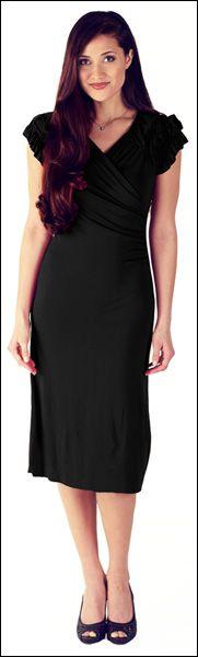 Rebecca  Black Dress