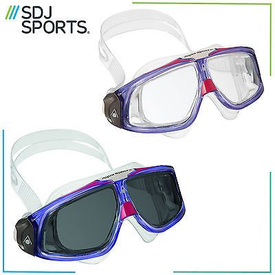Aqua sphere seal 2.0 lady women's adult uv anti-fog #swimming #triathlon #goggles,  View more on the LINK: 	http://www.zeppy.io/product/gb/2/252730163533/