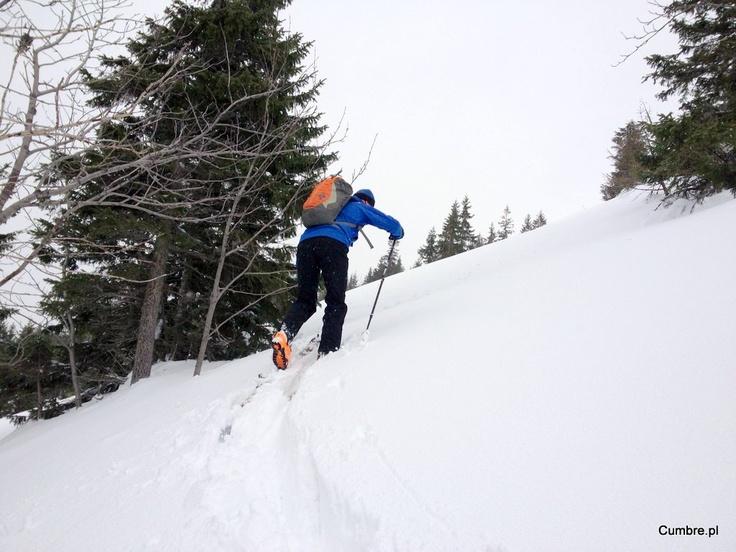 Sławek Bączek - Tury w Tatrach