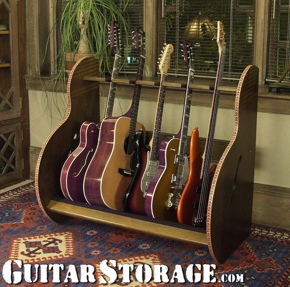 1000 images about guitar display racks on pinterest wall mount guitar case and music rooms. Black Bedroom Furniture Sets. Home Design Ideas