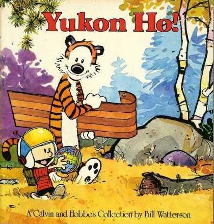 Calvin and Hobbes 3