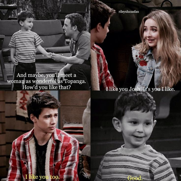 Girl Meets World (3x09) Aww well he already meet her