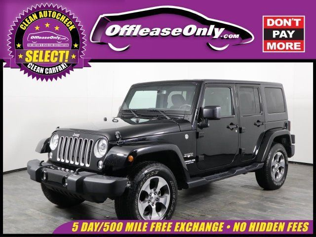 Ebay Wrangler Sahara Off Lease Only 2017 Jeep Wrangler Unlimited Sahara V6 Cylin 2017 Jeep Wrangler Unlimited Jeep Wrangler Unlimited Wrangler Unlimited Sport
