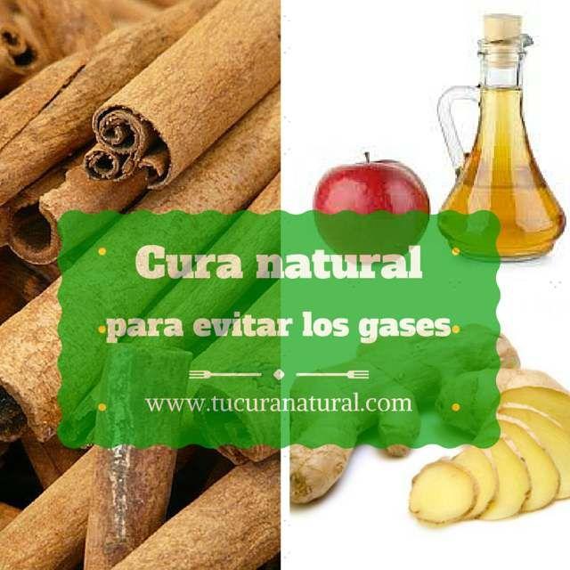 Cura natural para evitar los gases estomacales: la menta, la canela y el vinagre de manzana son algunos remedios efectivos contra este mal