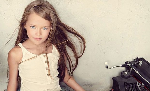9-year-old Kristina Pimenova, might be the world's ...