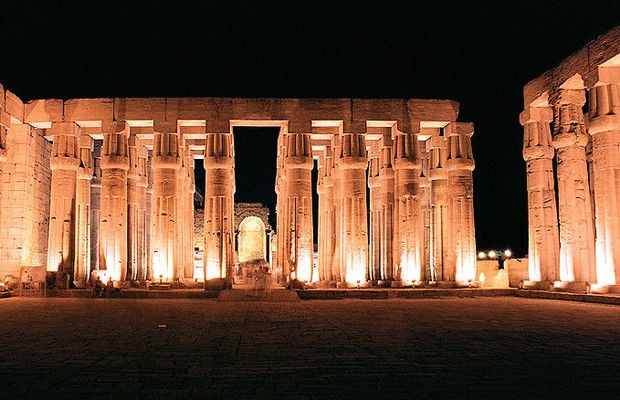 Templo de Luxor (Foto: Creative Commons)