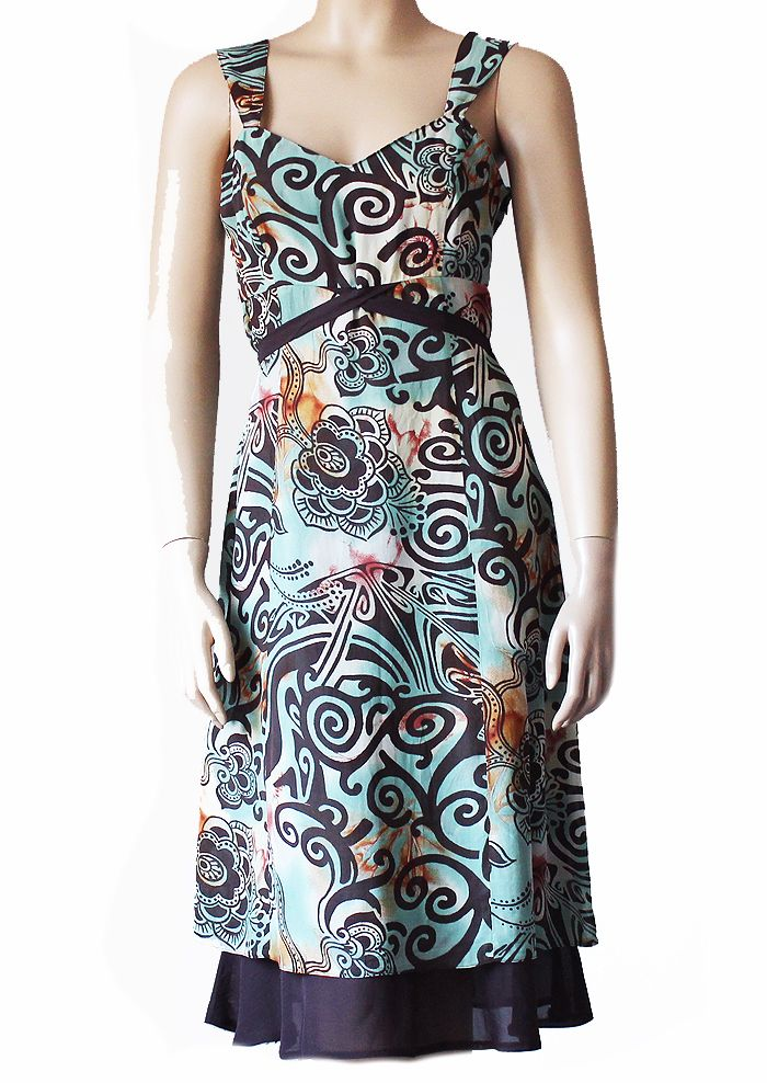 Christian Berg Klasyczna Sukienka Wzor J Nowa 38 M 7341110276 Oficjalne Archiwum Allegro Fashion Dresses Summer Dresses