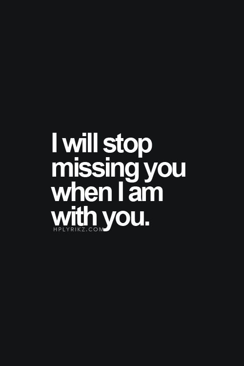 1000+ Missing Boyfriend Quotes On Pinterest