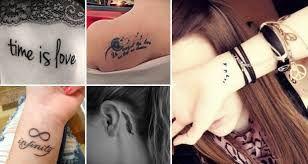 Resultado de imagen para lindos tatuajes para mujeres
