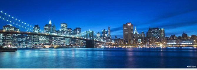 New York - Billigste flybilletter til USA fra København, Aalborg og Billund. Billige fly til USA – Amerika