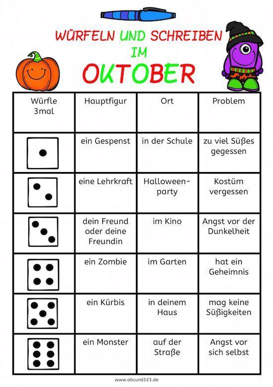 Großartig Kürbis Hausaufgaben Kindergarten Druckbare Halloween Mathe ...
