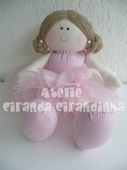 Bailarina Cindy