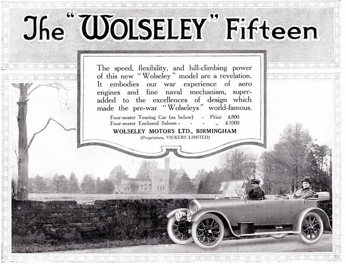 Early 1920s motor, driver not included.