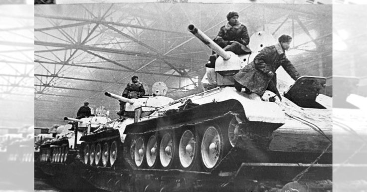 The German Wehrmacht had it relatively easy when the Soviet Union was invaded during Operation Barbarossa in 1941— until they came up against the Russian T