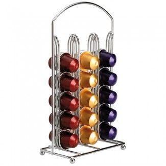 Les 99 meilleures images propos de pour la cuisine id es d 39 achats sur - Porte capsule nespresso tour eiffel ...