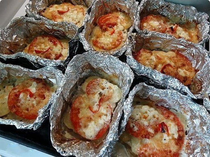 Vett egy tekercs alufóliát és elkészítette a világ legfinomabb ételét! - Bidista.com - A TippLista!