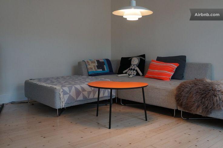 Family friendly apartment i Köpenhamn