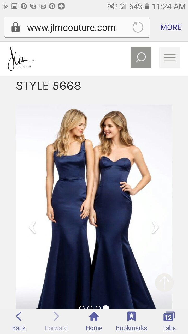 82 best bridesmaids dresses images on pinterest bridesmaids bridal gowns and wedding dresses by jlm couture style 5668 ombrellifo Choice Image