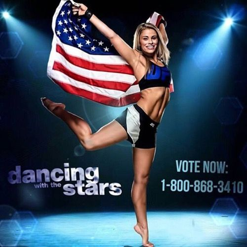 "Paige VanZant Dancing With The Stars ""Salsa/Jive Fusion"" Video Season 22 Finale – 5/24/16 #DWTS"