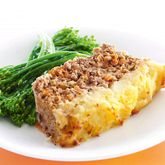 Rosemary, Beef & Potato Meatloaf