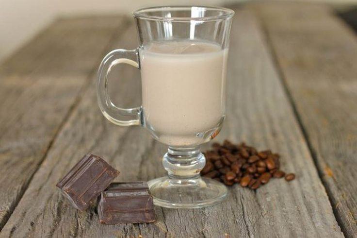 Яично-кофейный ликёр