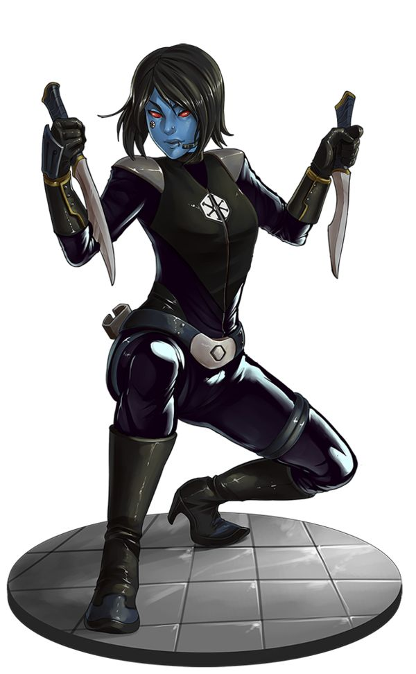 Commission - SWTOR OC by 0-Duredhel-0