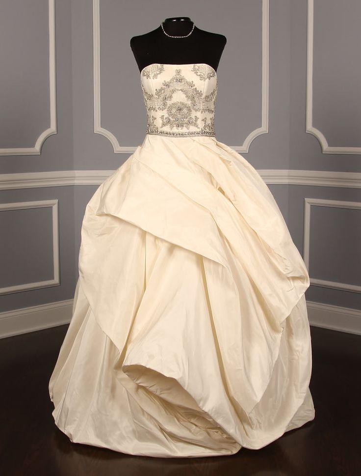 Rubin Singer Juliette 17803 X Discount Designer Wedding Dress
