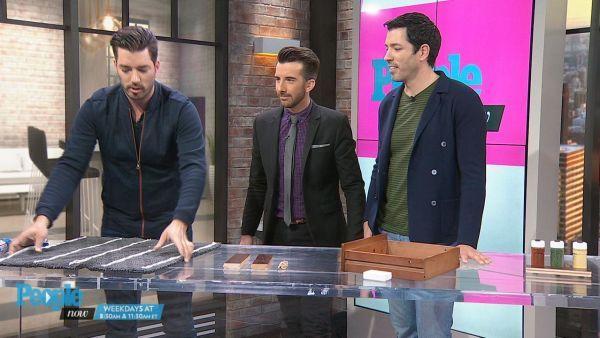 Walnuts Do What?! 'Property Brothers' Stars Jonathan & Drew Scott Reveal 4 Amazing Home Hacks | AOL.com