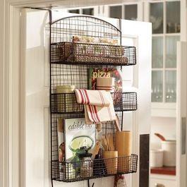 die besten 25+ rustic kitchen drawer organizers ideen auf ... - Ideen Ordnungssysteme Hause Pottery Barn