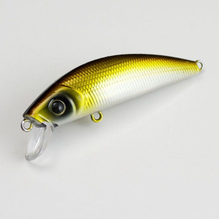 1 pc Countbass Hard Bait, AM050 65mm, Minnow, Wobblers, Bass Walleye Crappie bait, Freshwater Fishing Lure, Free shipment