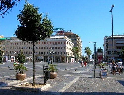 Pescara - Piazza della Rinascita