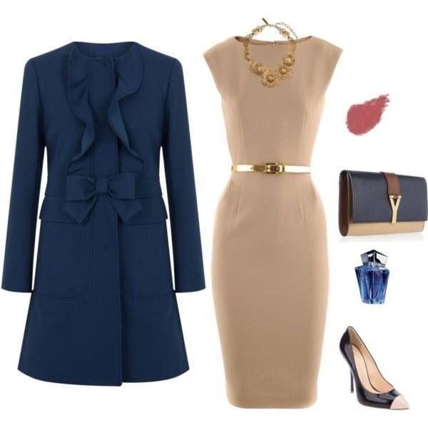 outfit formal y elegante outfits pinterest. Black Bedroom Furniture Sets. Home Design Ideas