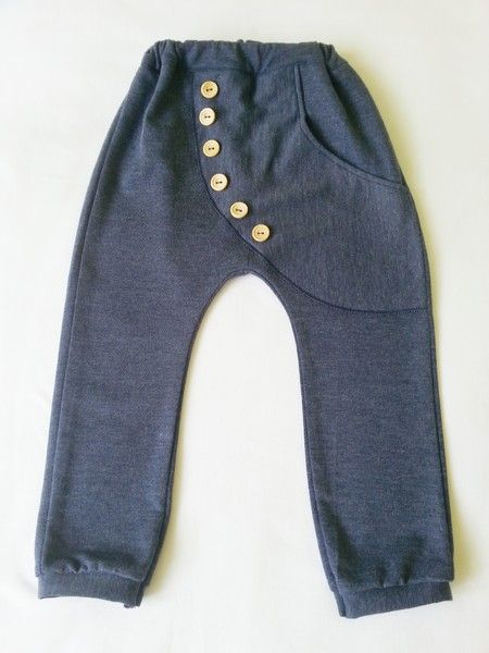 Spodnie Baggy dla najmłodszych ROZ.92 !! HIT !! w Millu Kids na DaWanda.com